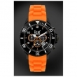 Часовник ICE WATCH CHRONO Black Sili Orange