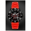 Часовник ICE WATCH CHRONO Black Sili Red