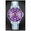 Часовник ICE WATCH CLASSIC CLEAR Purple