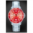 Часовник ICE WATCH CLASSIC CLEAR Red
