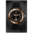 Часовник ICE WATCH ROSE GOLD Black Plastic Unisex