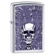 Запалка Zippo The Morning After High Polish Chrome