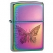 Запалка Zippo Wings of Destiny Spectrum