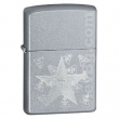 Запалка Zippo Hollywood Star Satin Chrome