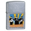 Запалка Zippo Beatles Band Street Chrome
