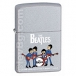 Запалка Zippo The Beatles Playing Satin Chrome